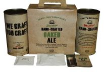 Muntons Hand Crafted Oaked Ale Beer Kit 3.5 Kg